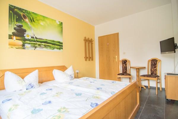 Pension Renate in Annaberg-Buchholz Doppelzimmer