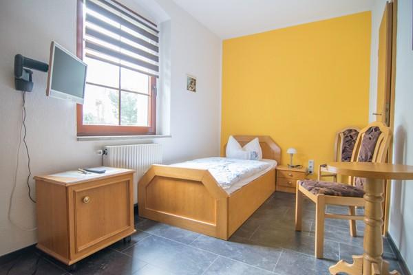 Pension Renate in Annaberg-Buchholz Einzelzimmer
